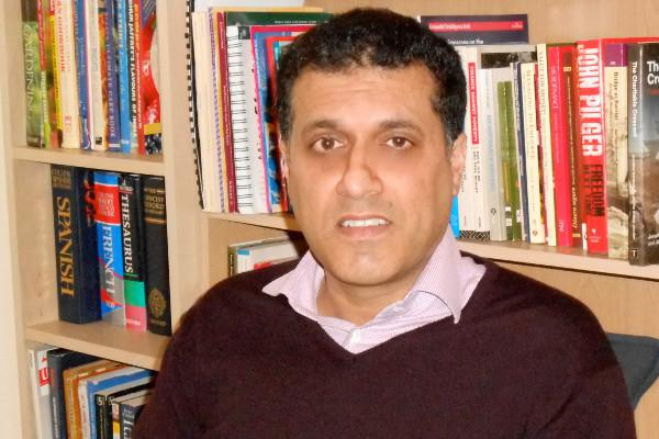 Ajaz Ahmed Khan
