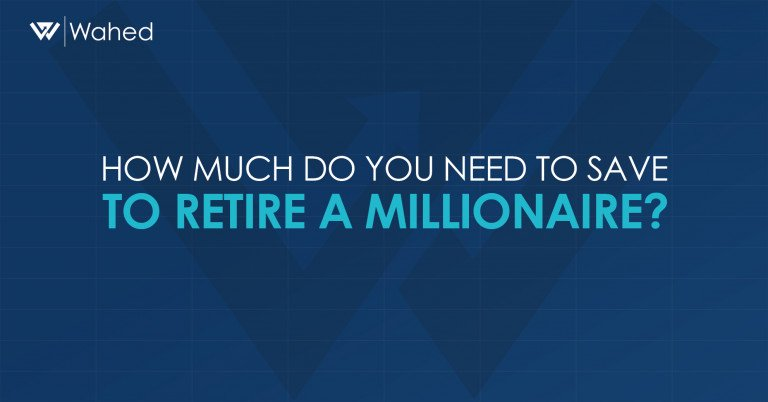 Infographic: How to Retire a Millionaire