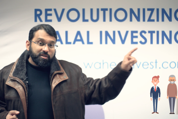 Why is investing in a halal manner important? – With Sheikh Dr. Yasir Qadhi