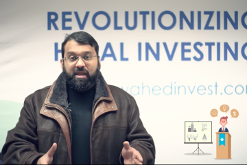 What are some steps that we can take to ensure that our investments are halal?- with Sheikh Dr. Yasir Qadhi