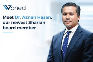 Meet Dr. Aznan Hasan, our newest Shariah board member
