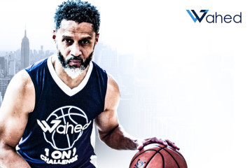 Wahed Launches Multi-City Basketball Tournament with Mahmoud- Mahmoud Abdul-Rauf