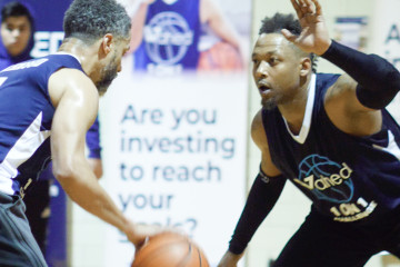 Mahmoud Abdul Rauf Remains King of The Court