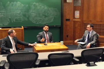 When Law Meets Halal Investment at UVA School of Law