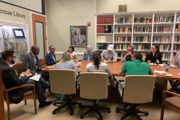 Emory University School of Law Hosts Wahed