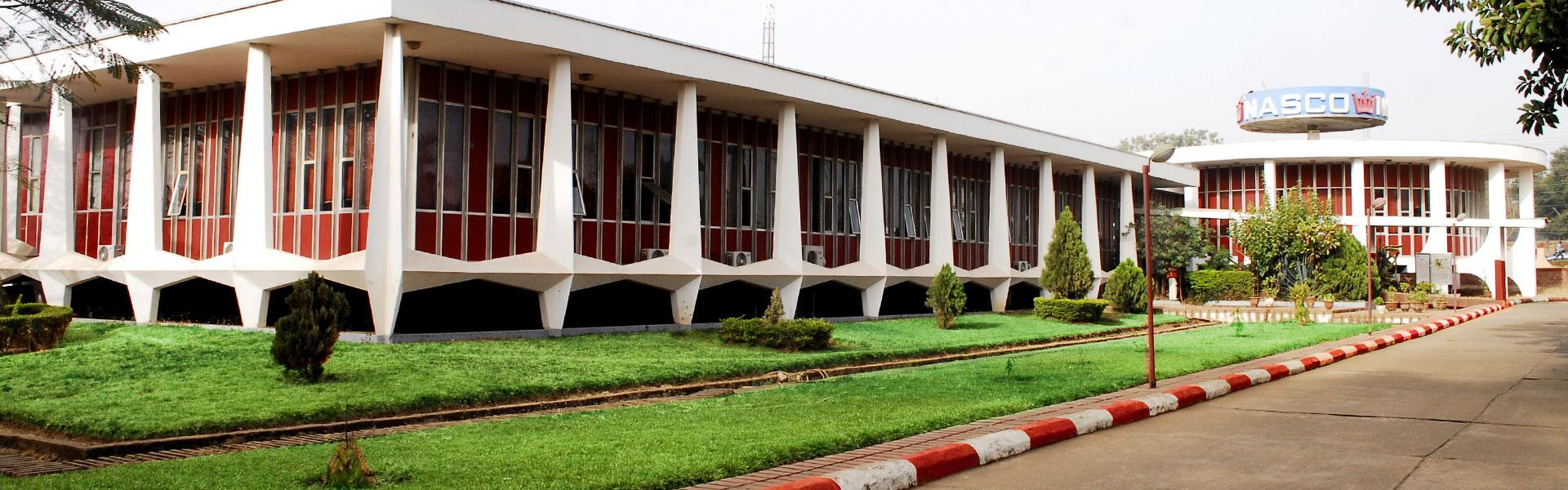 NASCO HQ, Jos, Nigeria