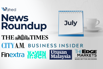 Wahed in the News – July Roundup
