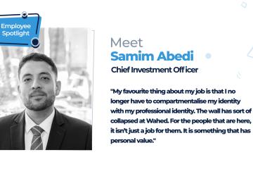 Employee Spotlight: Samim Abedi