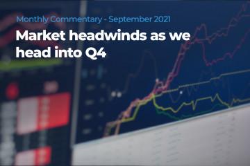Market Commentary – September 2021
