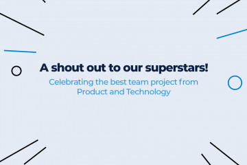 Team shout out